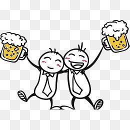 cartoon beer cheers beer cheers png images vectors and psd files free