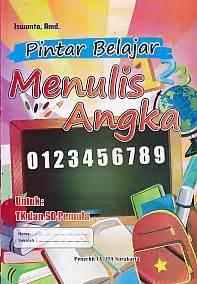 Obral Angka toko buku rahma pintar belajar menulis angka