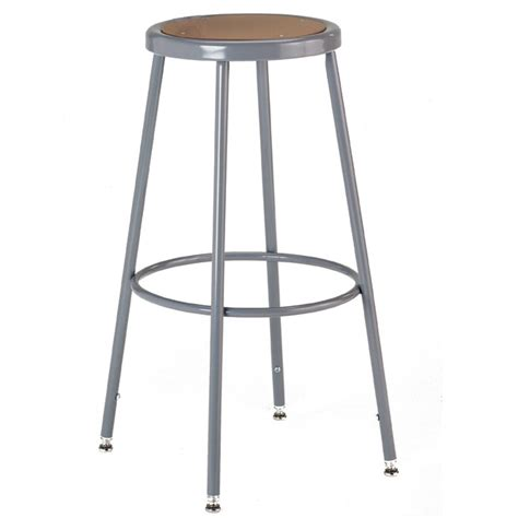 Science Tables And Stools by Ki 600 Series Steel Stool 24 Quot 624 Lab Stools And