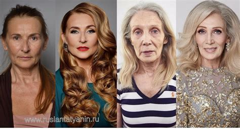 over 50s makeovers most amazing total look makeovers over 50 makeup doovi