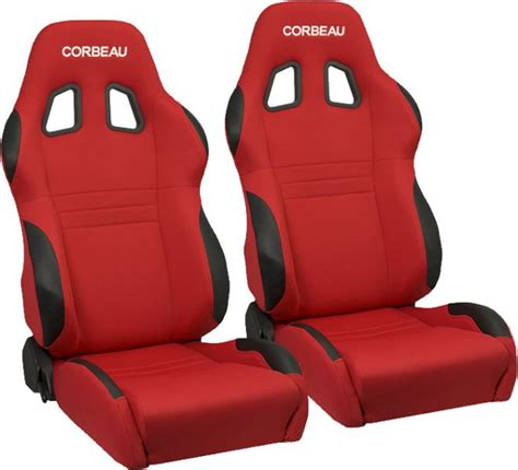 jeep wrangler racing seats corbeau a4 reclining racing seat pair for 76 10 jeep 174 cj 7