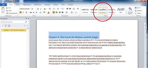 microsoft word sections all categories denverdedal