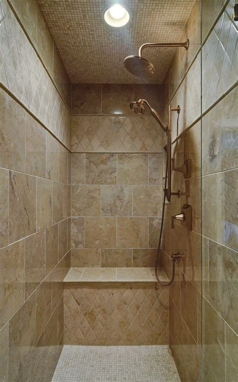 tile patterns for bathroom traditional with recessed