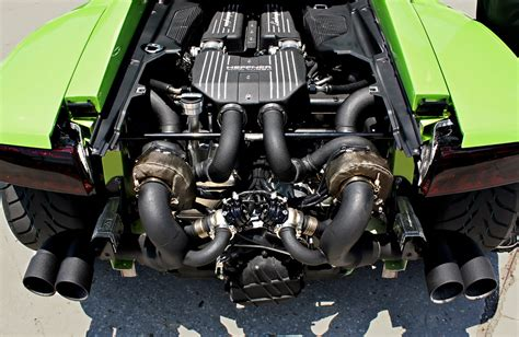 lamborghini engine turbo heffner performance turbo lamborghini lp 560