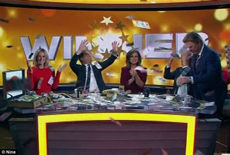 Channel 9 Today Show Cash Giveaway - channel 9 denies rigged giveaway after viewers outrage