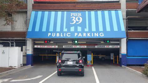 pier 39 parking in san francisco parkme