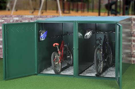 Shed Bike Security by Blogs Get 10 Asgard Metal Sheds To Celebrate