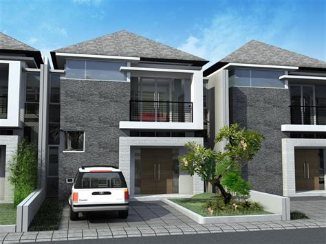 Permalink to Model Rumah Minimalis Lantai Dua