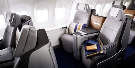 lufthansa boeing 747 400 business class seats lufthansa from point a to