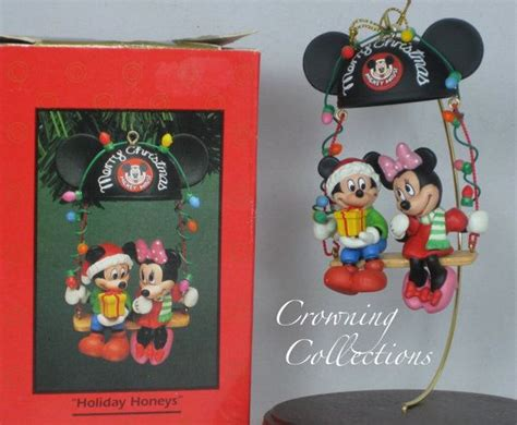 70 best vintage walt disney christmas ornaments images on