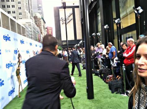 epic film premiere the epic movie quot green quot carpet premiere in new york city