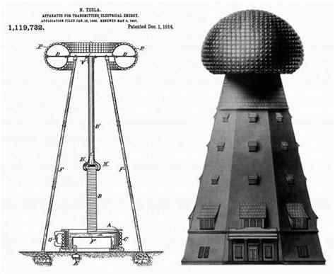 Tesla Radiant Energy Receiver Nikola Tesla Apparatus For The Utilization Of Radiant
