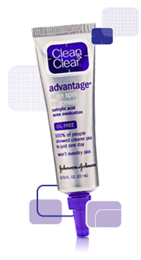 Harga Clean Clear Advantage Treatment islandbeauty33 review clean clear advantage acne spot