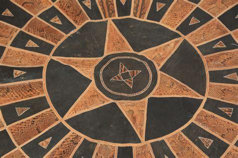 snakeskin rug leather and snake skin tribal rug at 1stdibs