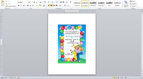 templates for word 2010 40th birthday ideas birthday invitation templates word 2010