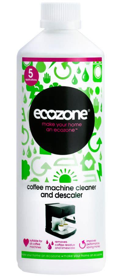 Oxone Coffee Maker ecozone ecozone coffee machine cleaner descaler 500ml eco 163 5 35