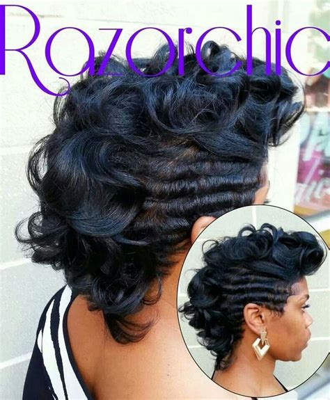 rods and finger wave hair styles finger waves and rods hairstyles 17 best images about
