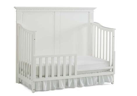 Convertible Crib Guard Rail Naples Convertible Crib Toddler Guard Rail By Dolce Babi Furniture