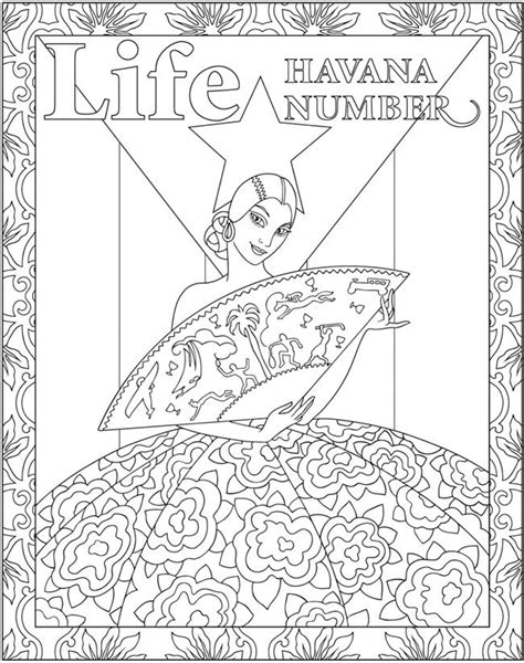 coloring page map of cuba cuba pages coloring pages
