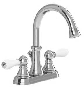 Kitchen Sink Faucet Menards Grayson 2h 4 Quot Bathroom Sink Faucet At Menards 174