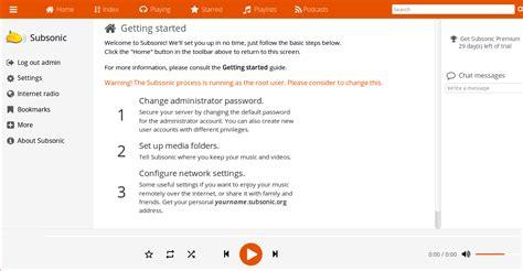 tutorial install ubuntu server pdf how to install subsonic media server ubuntu 18 04
