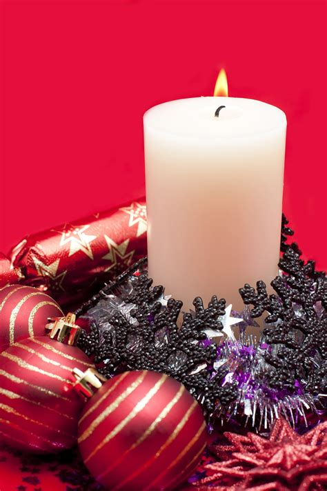 photo  festive candle  life  christmas images