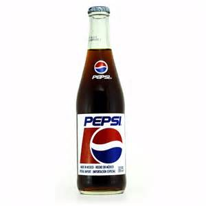 mexican pepsi cola vintage soda pop