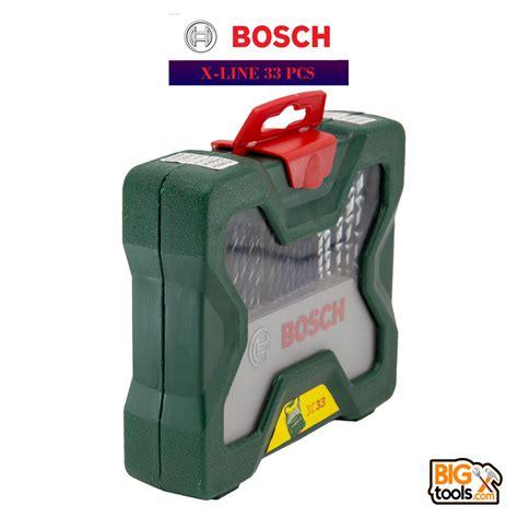 New Arrival Promo Bosch 33 X Line Set Mata Bor Mata Obeng Vari bosch x line 33 drill bit and end 5 22 2020 9 39 pm