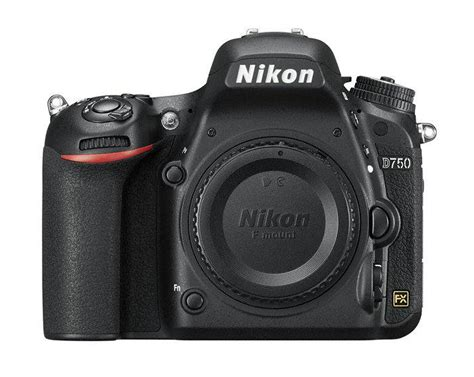 nikon d750 digital slr only photographic