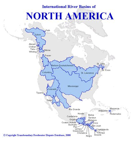usa map of rivers america river map roundtripticket me