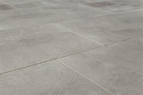 Light Floor Tiles by Salerno Porcelain Tile Concrete Series Light Gray 12 Quot X24 Quot