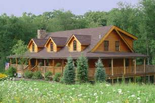 Log House by Pittsburgh Log Home Company Appoints National Director Of