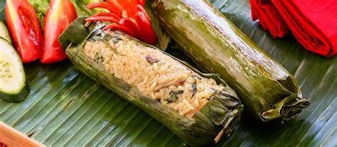 gambar dan cara membuat nasi bakar nasi bakar kalasan resep dari dapur kobe