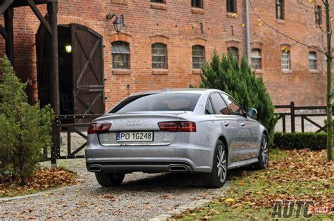 Audi A6 3 0 Tdi Biturbo Test by Nowe Audi A6 3 0 Tdi Biturbo I 3 0 Tfsi Pierwsza Jazda