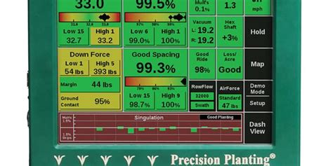 20 20 Planter Monitor by Planter Technology Options Ih