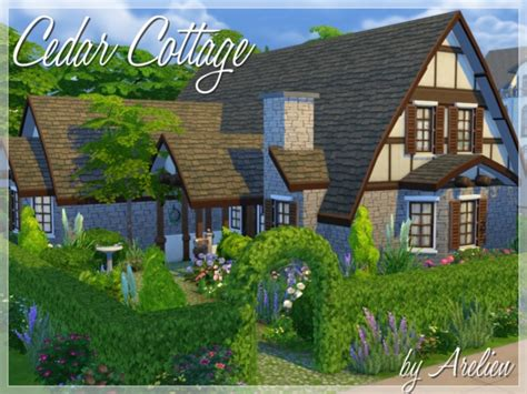 Hair Style Tools Name Farm by Cedar Cottage By Arelien At The Sims Resource 187 Sims 4 Updates