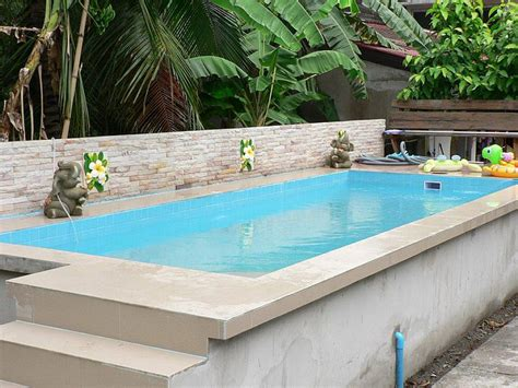 backyard pools above ground ordinary above ground swimming pools marvellous rectangle