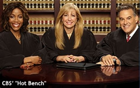 hot bench cbs syndicated court shows rise game shows dip 11 23 2015
