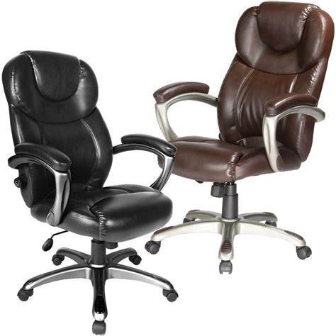 Amazon Com Comfort Products 60 5821 Granton Leather Comfort Office Furniture