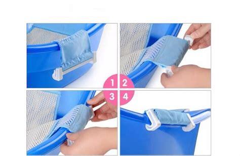 Baby Bath Helper baby bath helper alat bantu mandi bayi perlengkapan