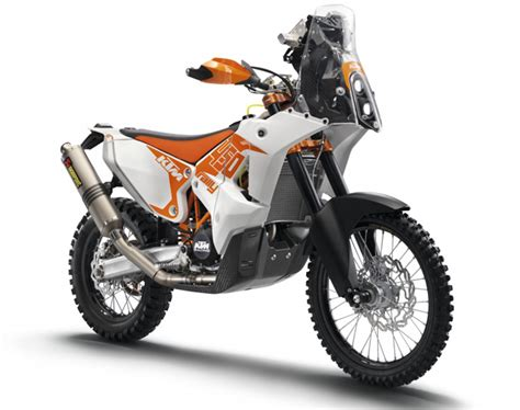 Ktm Dakar Ktm Releases Dakar 450 Rally Replica Road