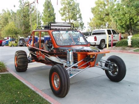 raw motorsports dirt devil sand rail orange  black  miles  sale  temecula ca