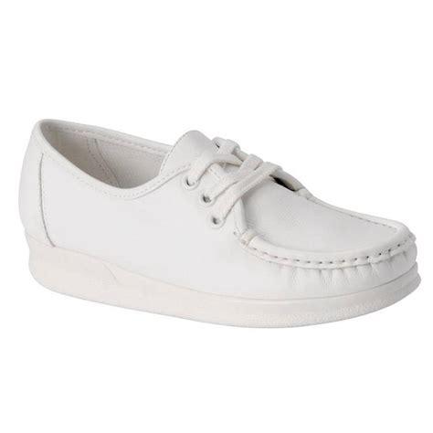 comfortable white nursing shoes nurse mates annie high white nursing comfort shoe 204114
