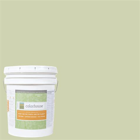 behr premium plus 5 gal p450 4 sea glass flat interior paint 140005 the home depot