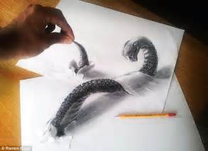 3d online drawing you won t believe your eyes artist creates amazing 3d