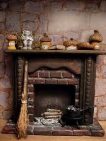 Spell Fireplace Mantel by 599 Best Images About Miniature Witch S Lair On