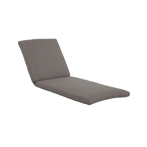 outdoor chaise lounge replacement fabric naples grey replacement outdoor chaise lounge cushion