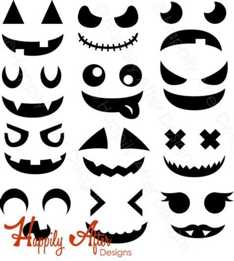 printable scary jack o lantern faces jack o lantern faces printable
