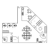 Cubicle Floor Plan by Floor Plans Learn How To Design And Plan Floor Plans