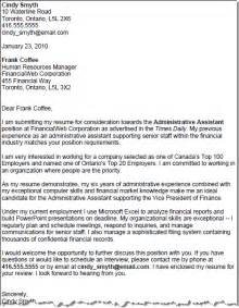 simple sle cover letter sles of cover letters for